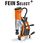 FEIN AKBU 35 PMQW Select Battery Powered Mag Drill