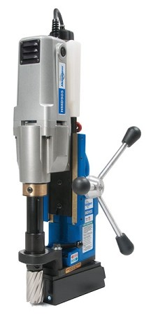 Hougen HMD905SC Magnetic Drill w/ Swivel Base & Coolant
