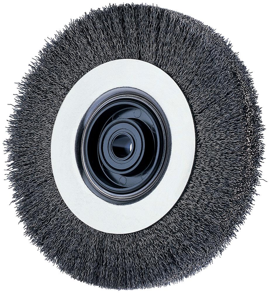Wire Brush Wheel | Pferd 10 Ezmount Wire Wheel 014 Cs 3 4 7 8 1 2 A H