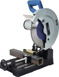 """Steelmax S14 14"""" Metal Cutting Saw with Cast Iron Base"""